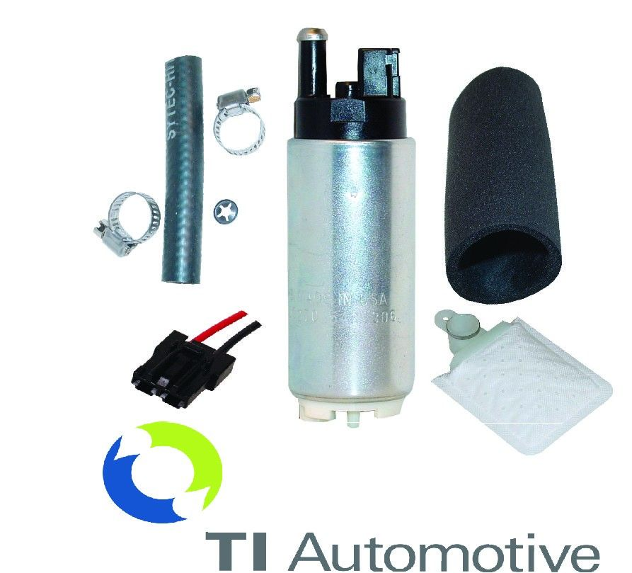 Mitsubishi Evolution V3-9 Fuel Pump Kit - Ti Automotive 350 Ltr/Hr