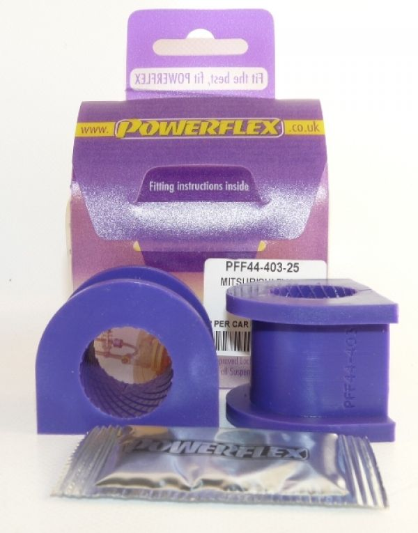 Powerflex Front Anti Roll Bar To Chassis Bush 25mm