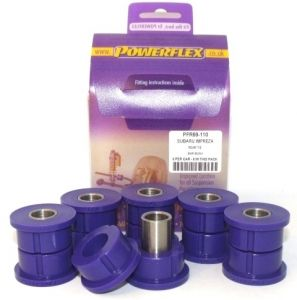 Powerflex Rear Tie Bar Bush - Set of 6
