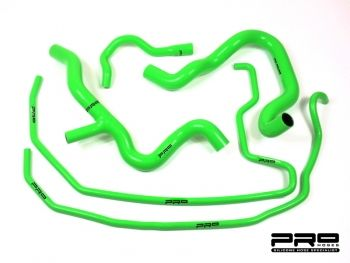 Pro Hoses Coolant Hose Kit for Focus RS MK2