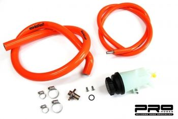 Pro Hoses Power Steering Reservoir Relocation Kit for Fiesta ST150