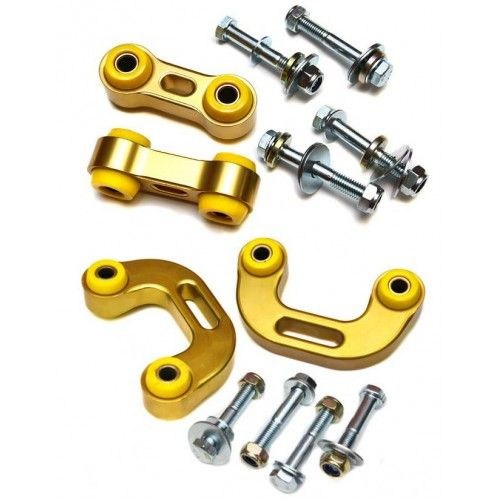 Whiteline F&R Sway bar Link Assembly, Extra Heavy Duty Alloy Subaru Forester/Impreza/Legacy