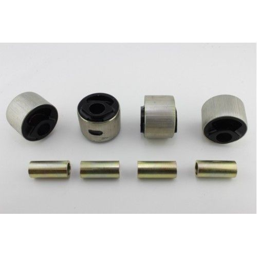 Whiteline - Front Leading Arm - To Diff Bushing (Caster Correction) Nissan and Toyota