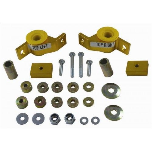 Whiteline Lower Inner Rear Bushing, Front Control Arm Subaru Impreza WRX/STI.