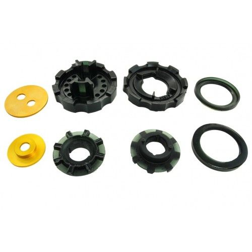 Whiteline Rear Differential - mount in cradle & support outrigger insert bushing Toyota GT86 & Subar