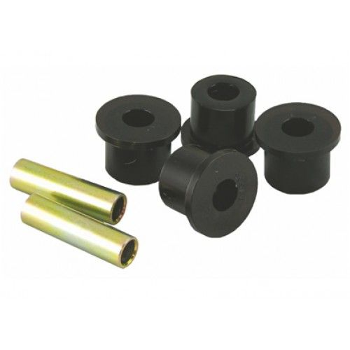 Whiteline - Rear Spring - eye front & rear bushing