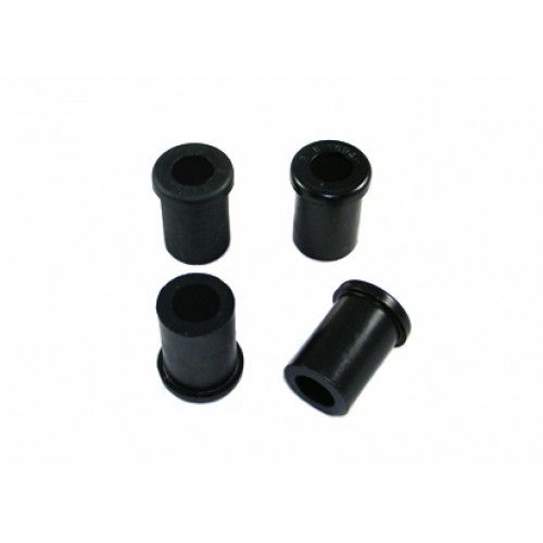 Whiteline - Rear Spring - shackle bushing Fits Toyota Hi-Lux